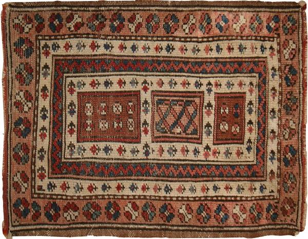 Antique Turkish Village Rugs by Nazmiyal