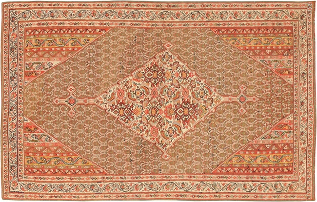 Collecting Antique Kilim Rugs: From the Caucasus and Persia