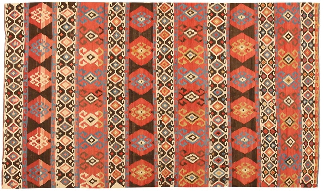 Kilims of the Caucasus and Persia by Nazmiyal