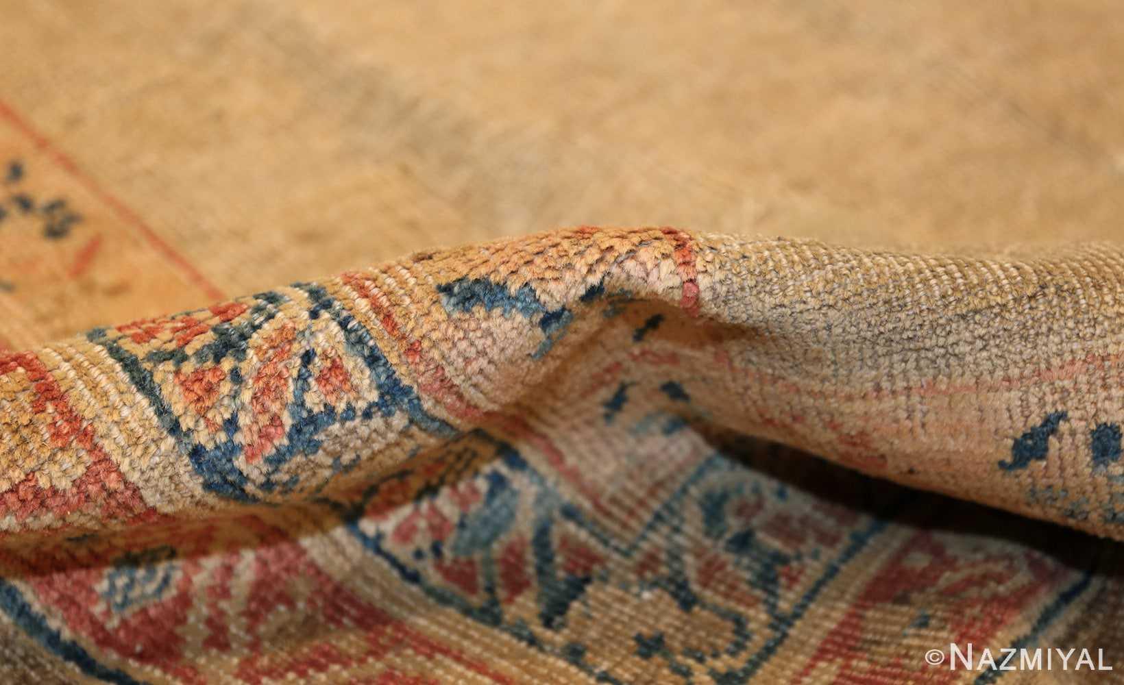 antique persian sultanabad rug 43034 pile Nazmiyal