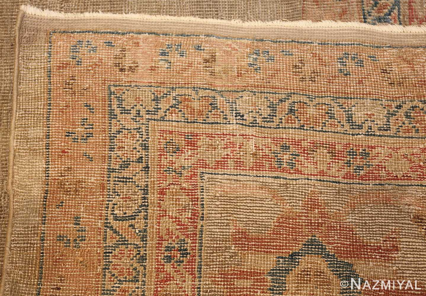 antique persian sultanabad rug 43034 weave Nazmiyal