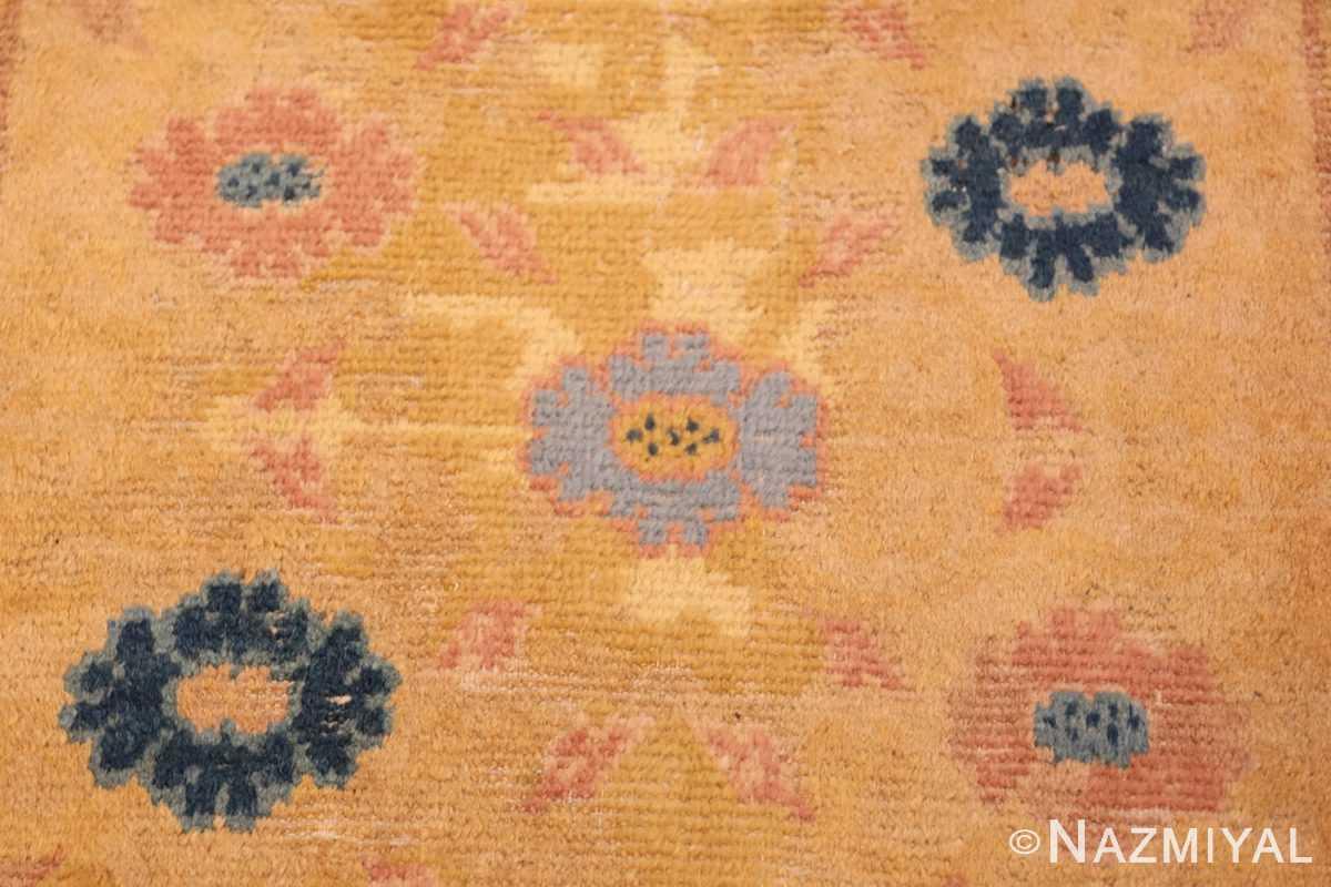 Detail Antique Chinese rug 44823 by Nazmiyal