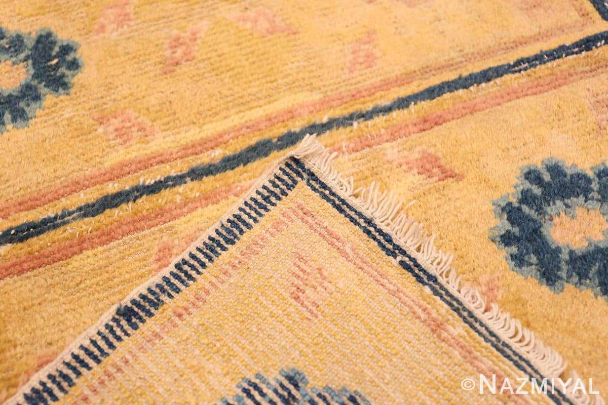 Weave Antique Chinese rug 44823 by Nazmiyal