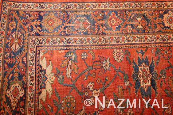 Antique Persian Sultanabad Rug 44148-3 nazmiyal