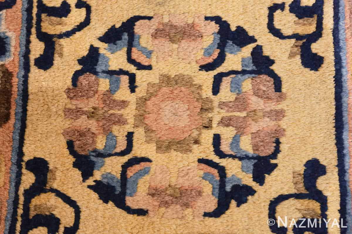 Center Antique Chinese rug 44848 by Nazmiyal