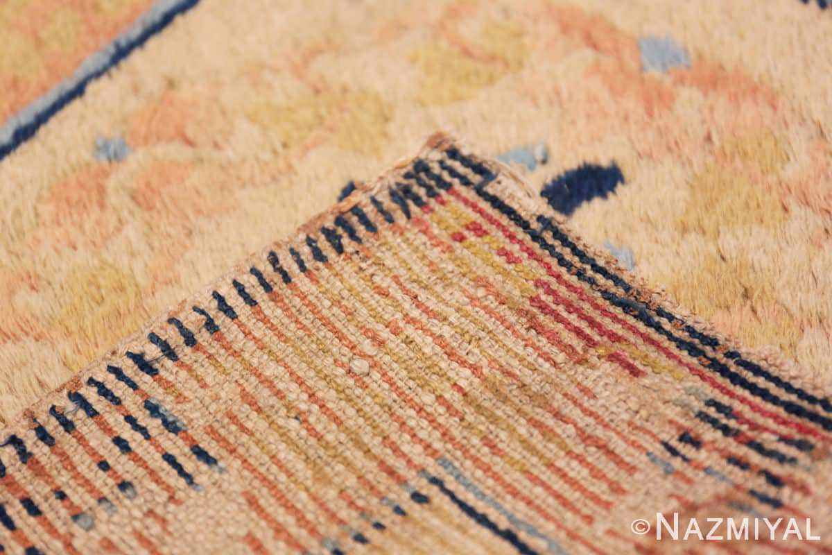 Weave Square Scatter size Antique Chinese rug 44845 by Nazmiyal