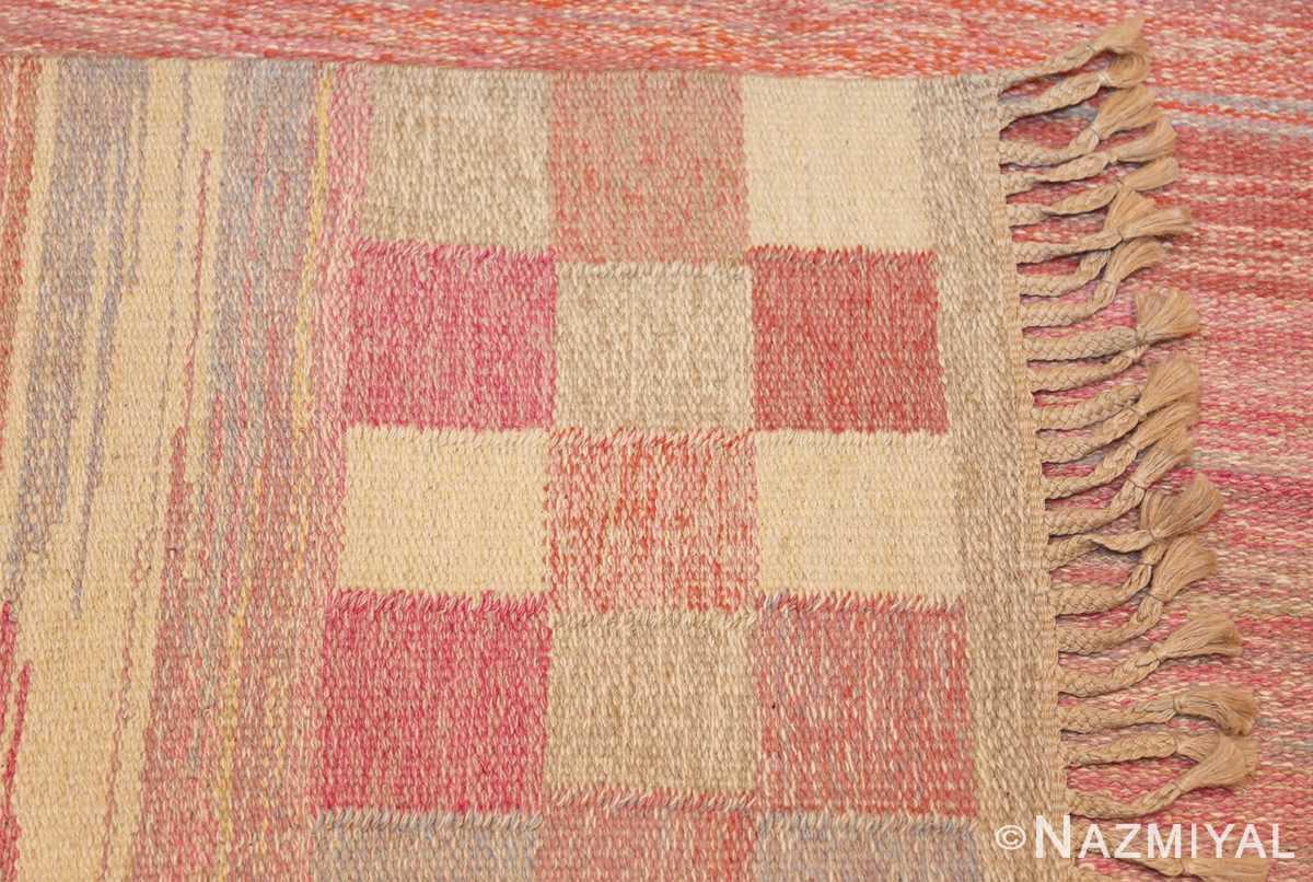 vintage swedish rug 44880 knots Nazmiyal