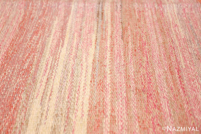 vintage swedish rug 44880 lines Nazmiyal