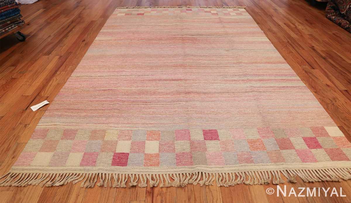 vintage swedish rug 44880 whole Nazmiyal
