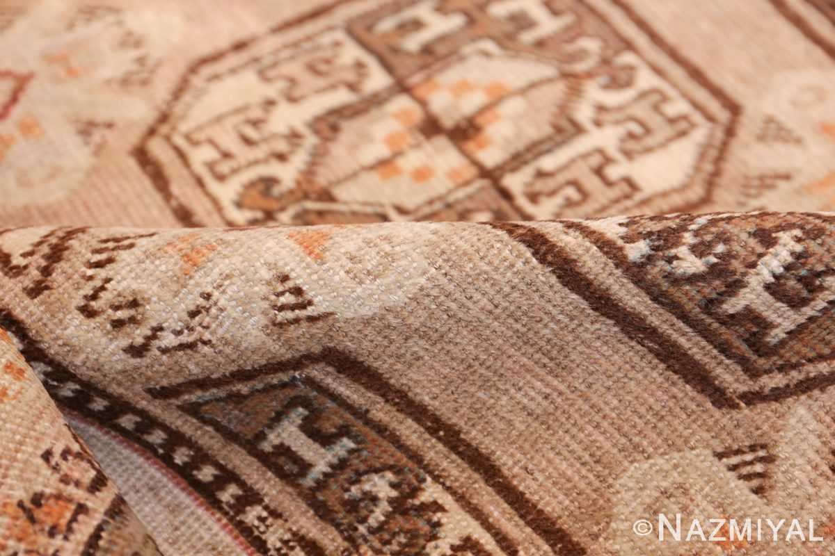 antique long and narrow oriental khotan rug 41761 pile Nazmiyal