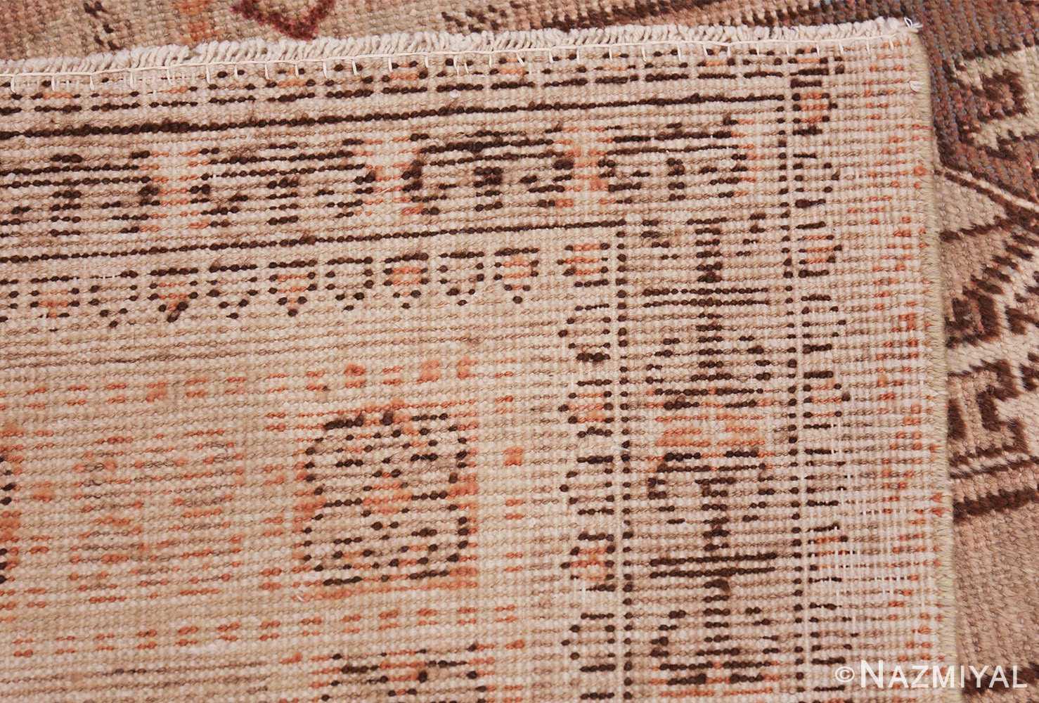 antique long and narrow oriental khotan rug 41761 weave Nazmiyal
