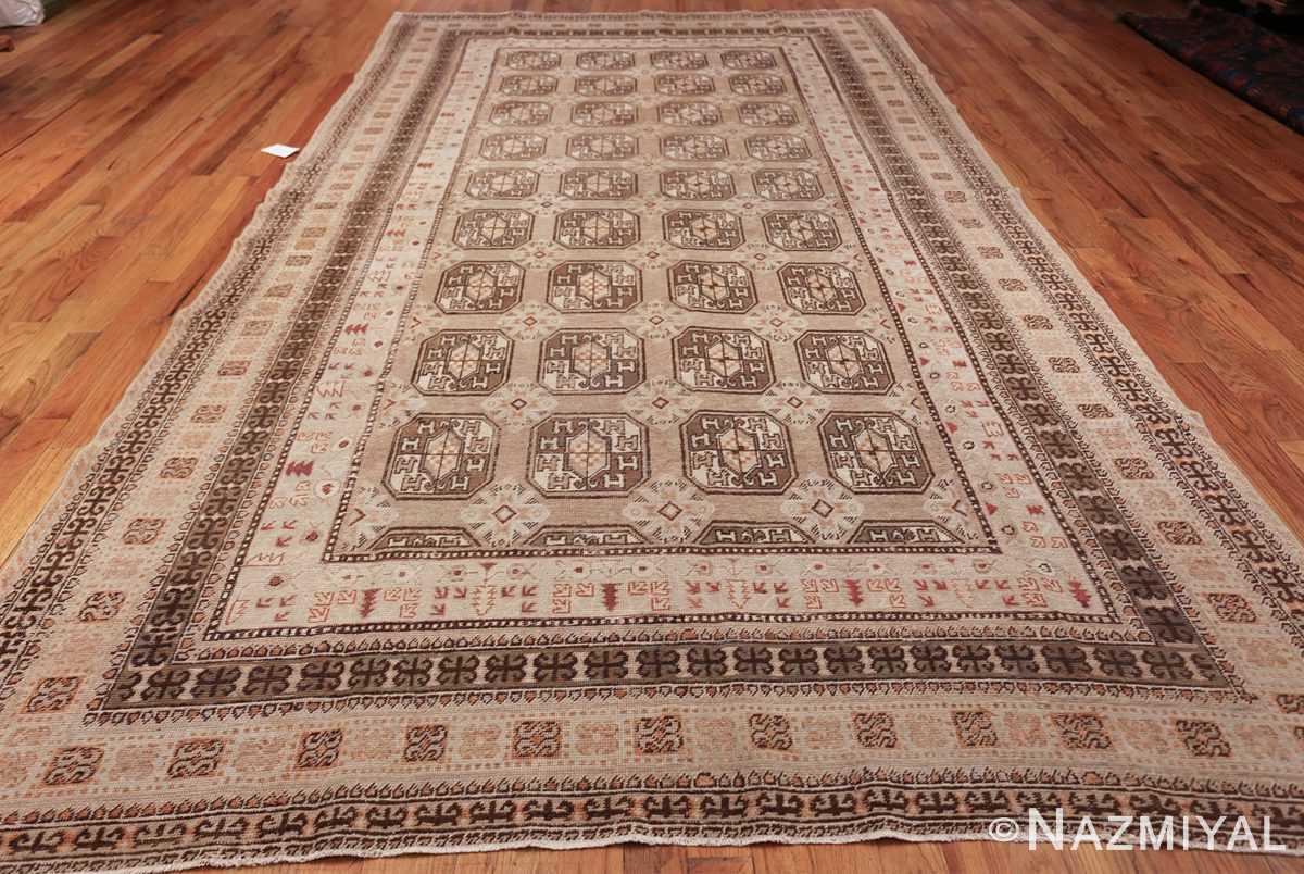 antique long and narrow oriental khotan rug 41761 whole Nazmiyal