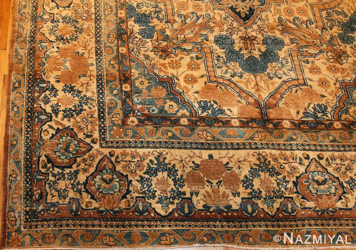 Antique Persian Kerman Rug 44784 By Nazmiyal