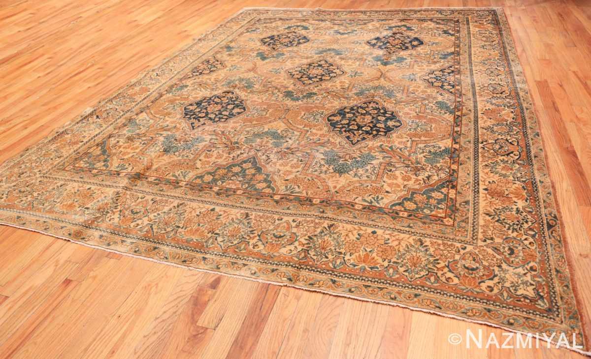 Full Antique Persian Kerman rug 44784 by Nazmiyal