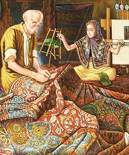 Antique Rug Care by Nazmiyal