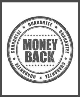 Money Back Guarantee at Nazmiyal