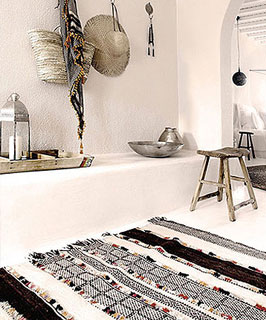 Tribal Rug Origins