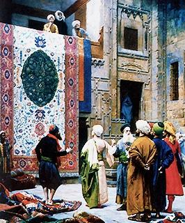Sell Your Rug to Nazmiyal