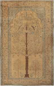 Antique Khorassan Persian Rug 41935 Nazmiyal