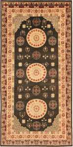 Oriental Antique Khotan Oriental Rug 42514 Nazmiyal