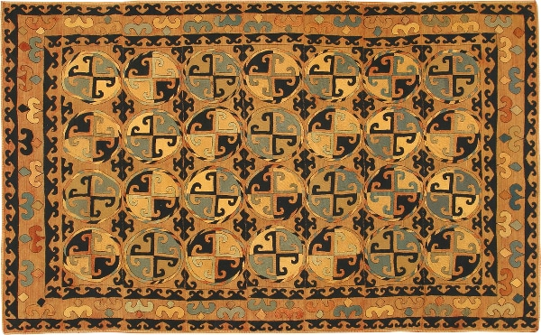 Resource Guide to What to Consider When You're Looking for a Rug by Nazmiyal