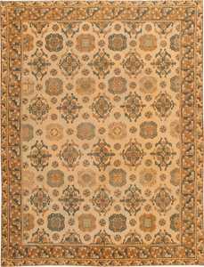 Antique Khotan Oriental Rug 42559 Nazmiyal