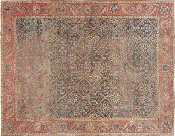 Rug Age - How Old is a Collectible Antique Rug by Nazmiyal