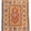 Antique Turkish Bergama Antique Rug 44443 Nazmiyal