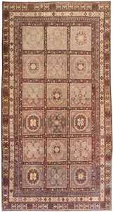 Antique Khotan Oriental Rug 44543 Nazmiyal