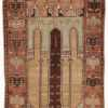 Karapinar Turkish Prayer Rug #44614 Detail/Large View