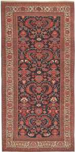 Antique Malayer Persian Rug 44716
