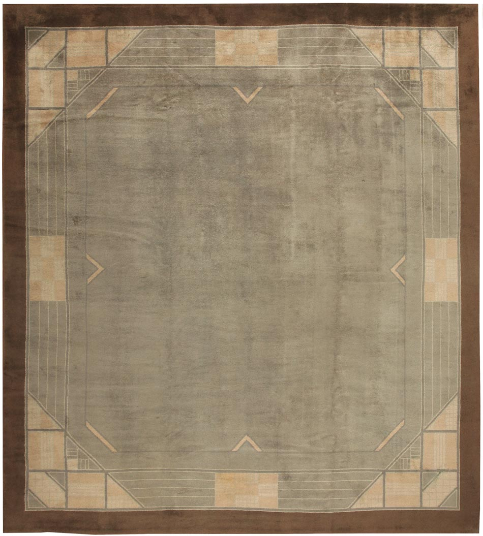 French Art Deco Rugs and Carpets By Nazmiyal