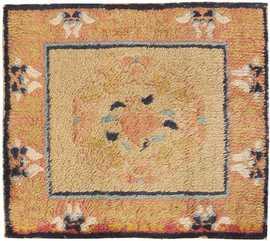 Antique Chinese Oriental Carpet 44845 Nazmiyal