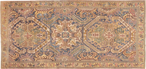 How Do Collectors Approach Imperfections in Antique Rugs by Nazmiyal