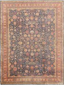 Antique Sivas Turkish Rug 780 Nazmiyal
