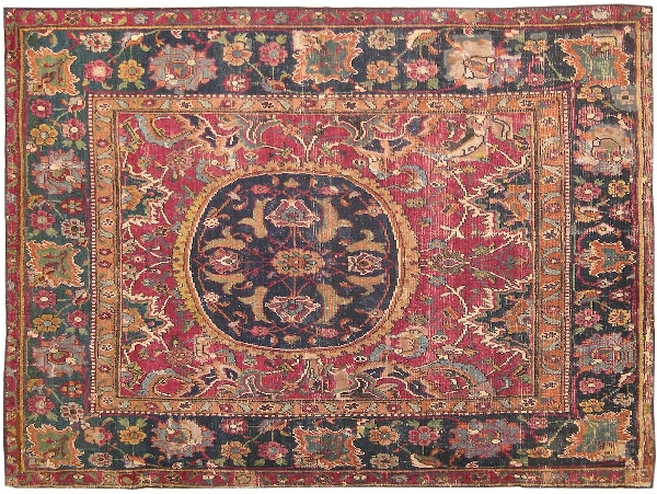 Antique Rug Weaves and Structure by Nazmiyal
