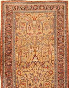 Antique Bakshaish Persian Rug 41787
