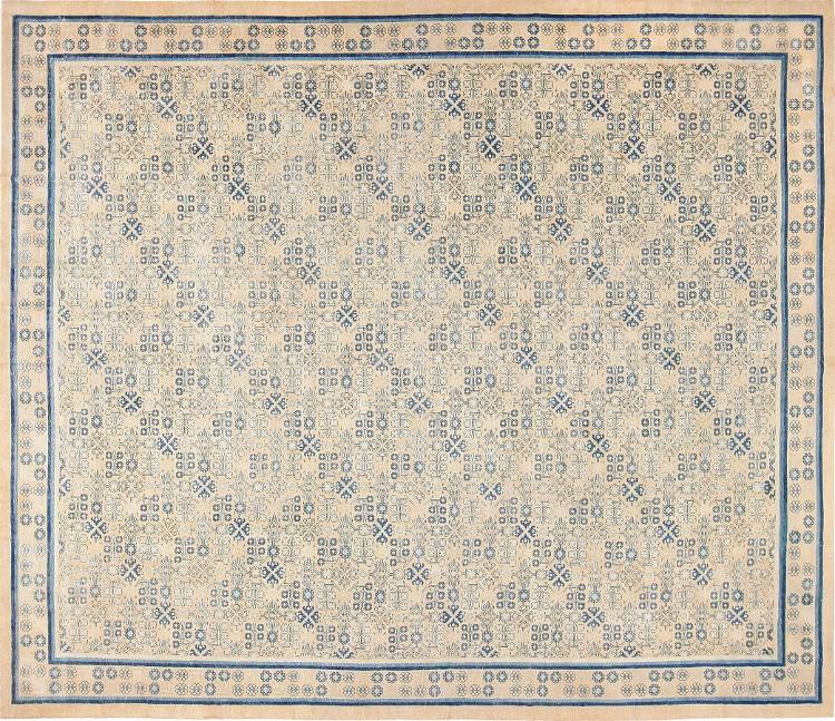Antique Khotan Rugs by Nazmiyal