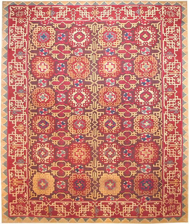 Decorative Antique Rugs