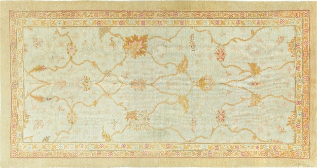 Resource Guide to antique rug making by Nazmiyal