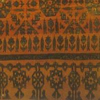 Seljuk or Beylik period carpet, Konya, 13th-14th century, Vakiflar Museum, Istanbul, (from V. Gantzhorn, Oriental Carpets, ill. 108).