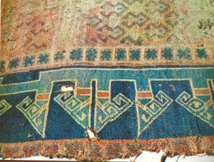 Seljuk from Istanbul Museum of Islamic Art Blue