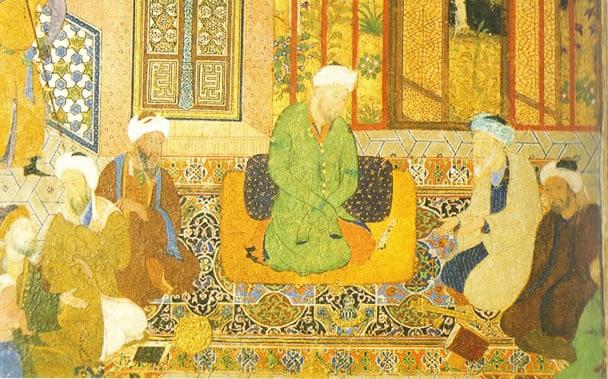 Timurid Rugs by Nazmiyal