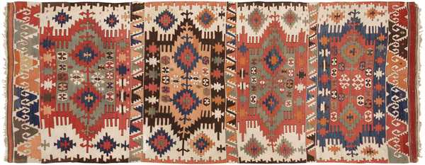 Collecting Antique Kilim Rugs