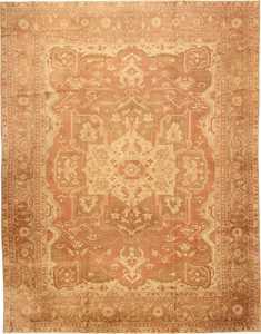 Antique Amritsar Oriental Rug 41047 Nazmiyal