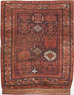 Antique Baluch Rugs by Nazmiyal