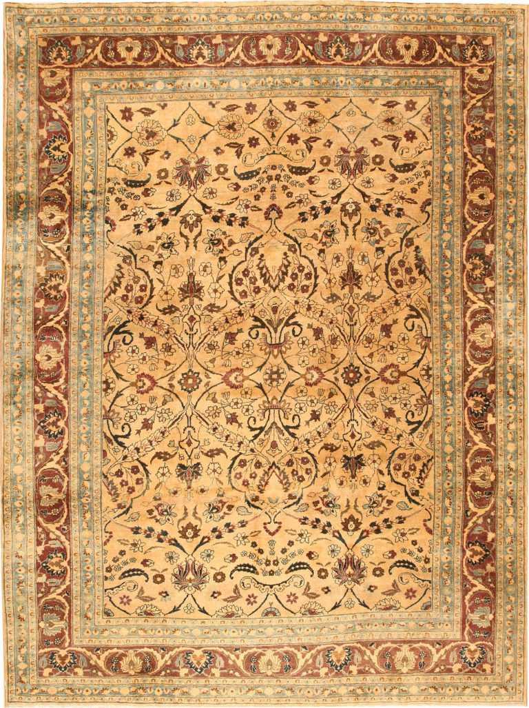 Antique Khorassan Persian Rug 42269 Nazmiyal