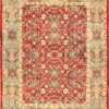 Antique Agra Oriental Rug 41269 Nazmiyal