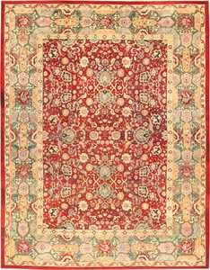 Antique Agra Oriental Rug 41269 Nazmiyal