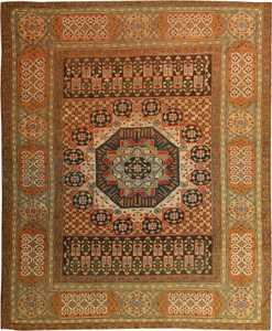 Antique Turkish Tuduc Mamluk Rug 42865 Nazmiyal